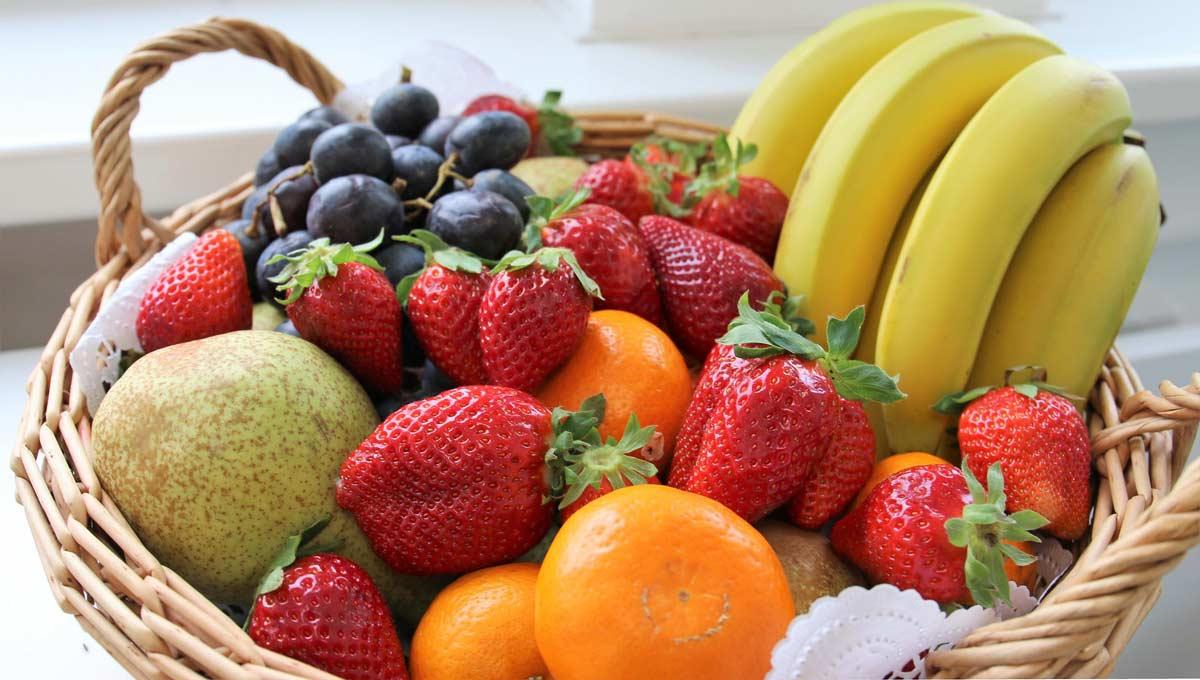 owoce w kosmetykach