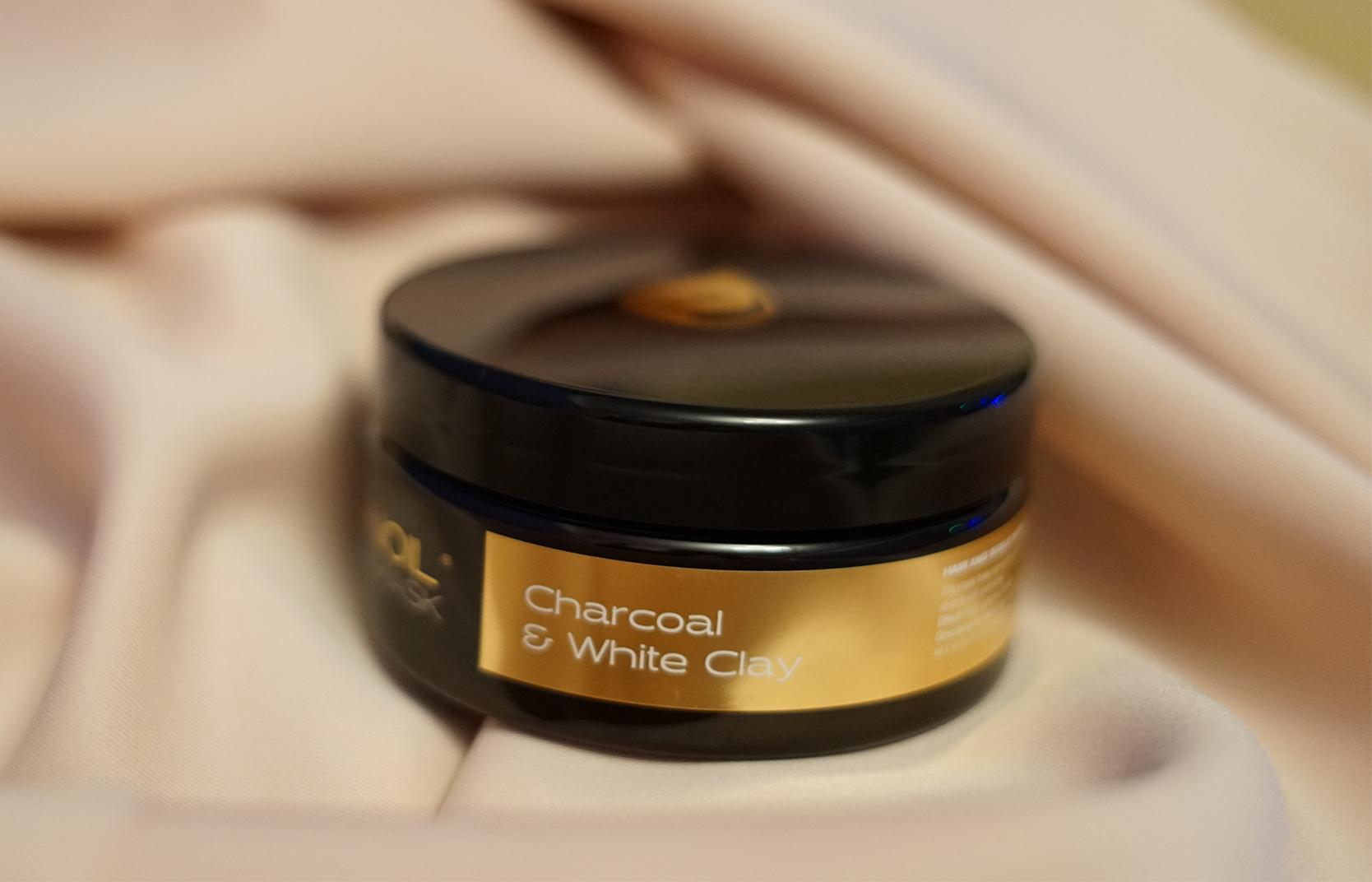 nanoil z węglem aktywnym najlepsza maska do włosów przetłuszczających się